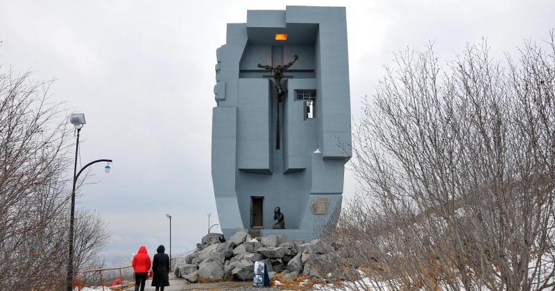 Летом в Магадане начнется реконструкция монумента «Маска Скорби»
