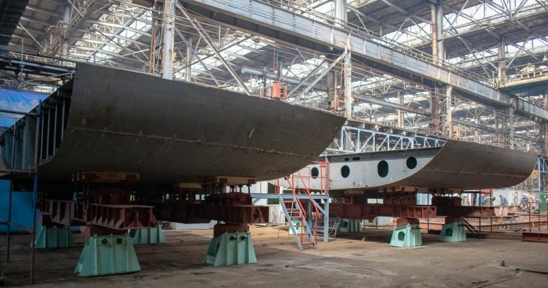 Хабаровская судоверфь строит краболовы для «Маг-Си Интернешнл». Стоимость контракта – более 2,5 млрд руб.