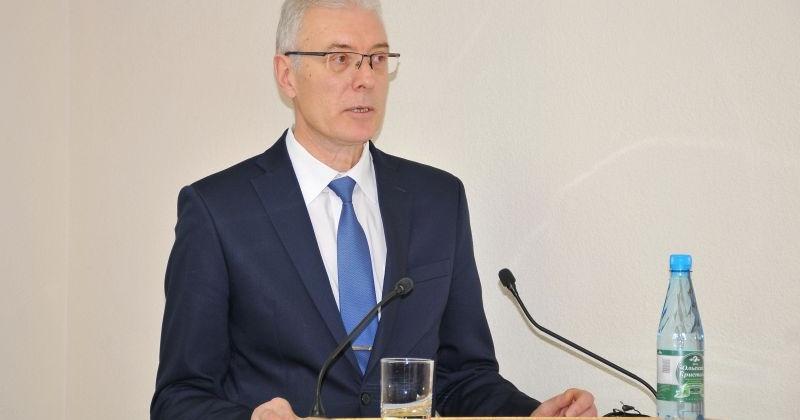 Олег Михайлюк: Мониторинг ситуации в области показывает, что  властям удалось подготовиться к борьбе с коронавирусом
