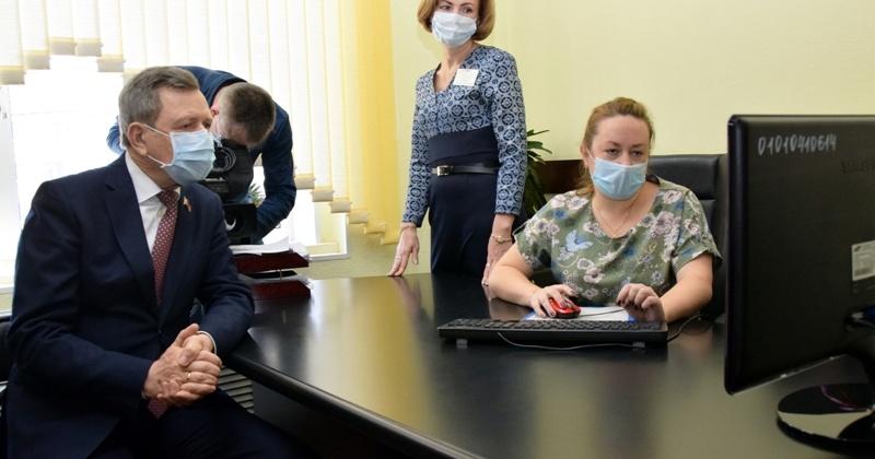 Сергей Абрамов: Сегодня главная задача – поддержать тех, кто лишился работы
