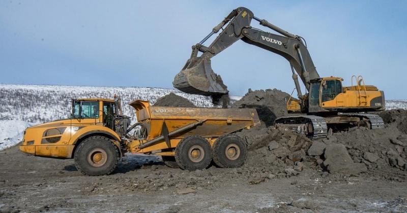 Горняки Колымы добыли около семи тонн золота