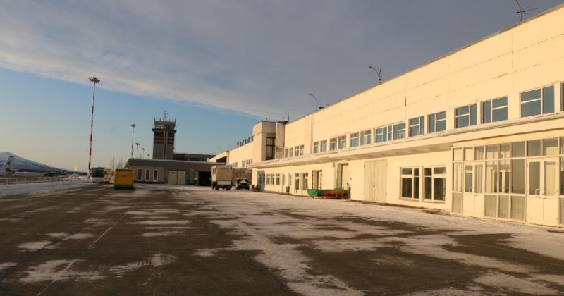 По поручению Сергея Носова в аэропорту Магадана организуют тестирование граждан, приезжающих на вахту