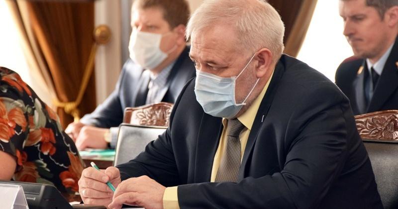 Андрей Зыков: Предпринятые в стране меры позволили сократить массовый завоз инфекции