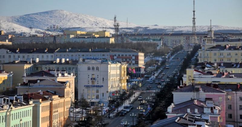 Депутаты Колымы обратились к Президенту с ходатайством о присвоении Магадану звания «Город трудовой доблести»
