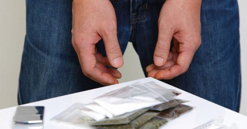 В Магадане полицейские изъяли более полутора граммов наркотического вещества у местного жителя