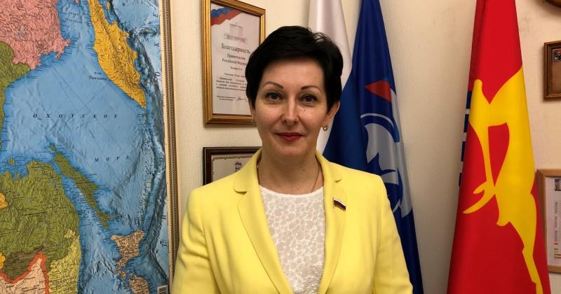 Оксана Бондарь: Магаданскому филиалу Камчатской межобластной ветлаборатории предстоит оснащение современным оборудованием