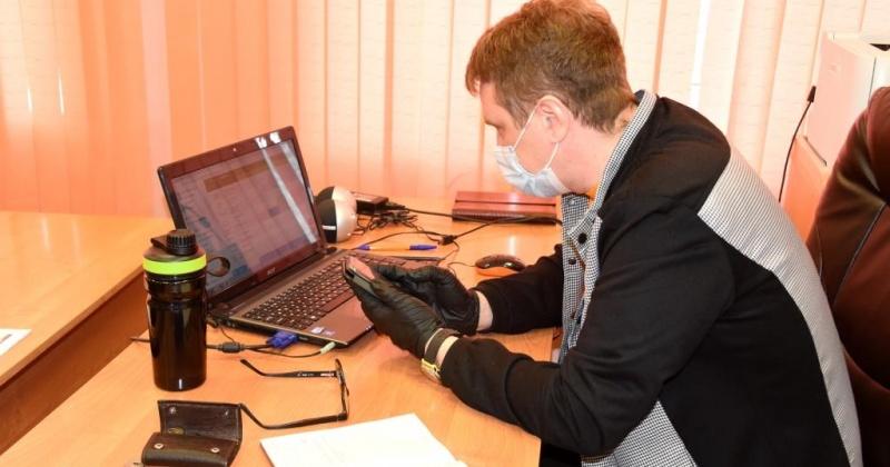 На сегодняшний день 99,2 % обучающихся в Магадане школьников используют электронные ресурсы