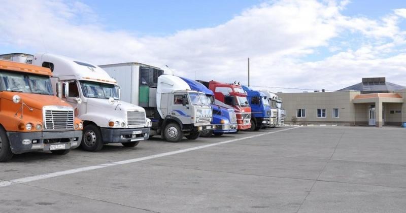 Китай ограничил работу грузового автомобильного направления пункта пропуска «Забайкальск – Маньчжурия»