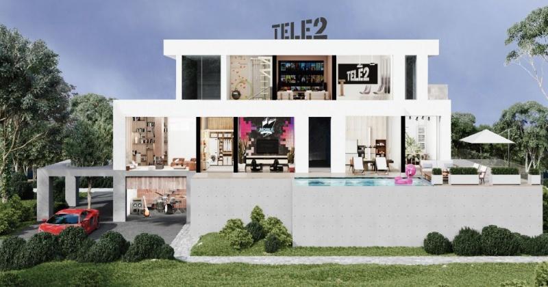 Нескучная самоизоляция: Tele2 приглашает в дом по другим правилам