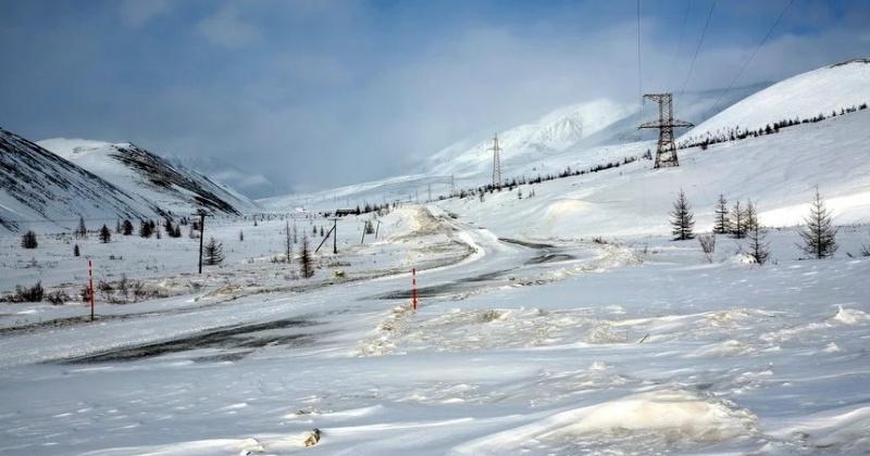 В Магаданской области полицейские спасли из снежного плена 35 человек