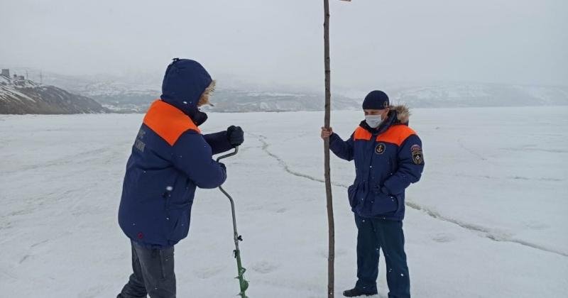 Инспекторы ГИМС проводят профилактические рейды на водоемах Магадана и региона
