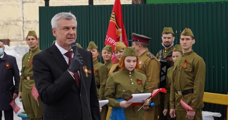 В День Победы «фронтовые бригады» поздравили колымчан – участников Великой Отечественной войны
