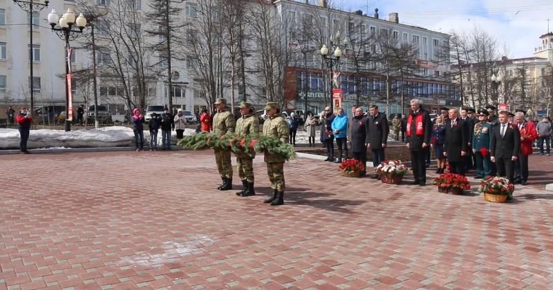 9 мая в Магаданской области прошло около 200 мероприятий, посвящённых 75-летию Великой Победы