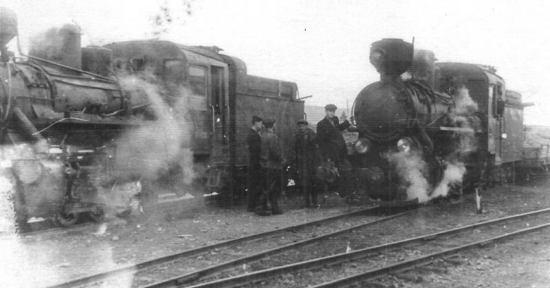 Узкоколейная железная дорога Магадан – Палатка появилась 71 год назад