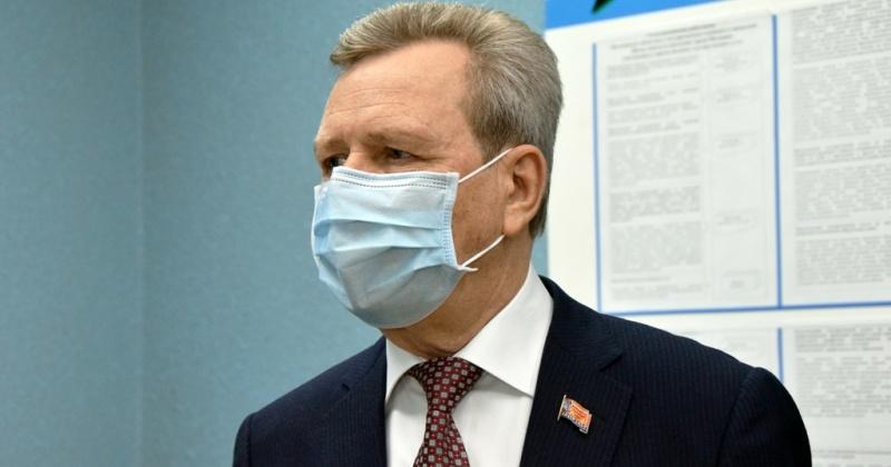 Сергей Абрамов: Мы должны по-прежнему ответственно относиться к своему здоровью, несмотря на смягчение режима