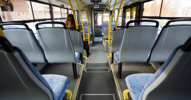 Жителям Магадана запретили ездить в автобусах без масок и перчаток