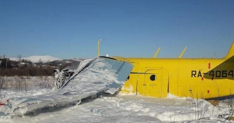 Более двух месяцев уже расследуется дело о крушении самолета АН-2 на 13 км в Магадане