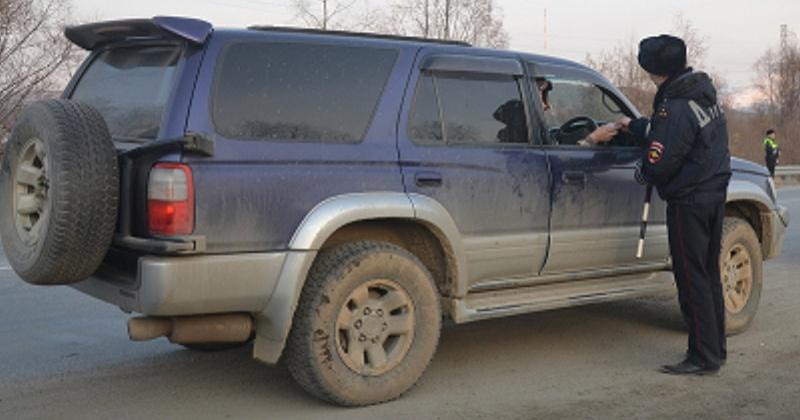 385 автомобилей сняли с государственного учета в ходе операции «Аннулированная регистрация»