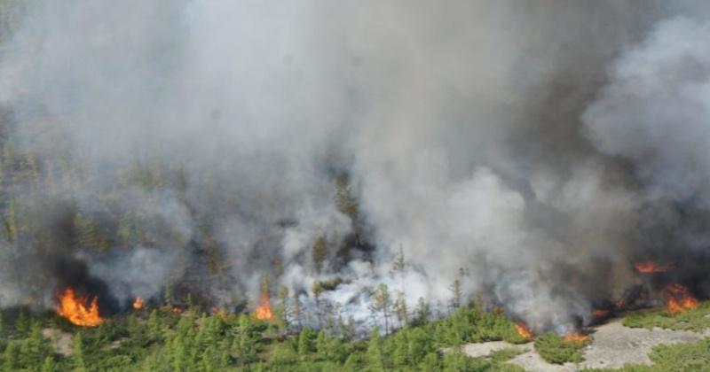 На Колыме открыт пожароопасный сезон