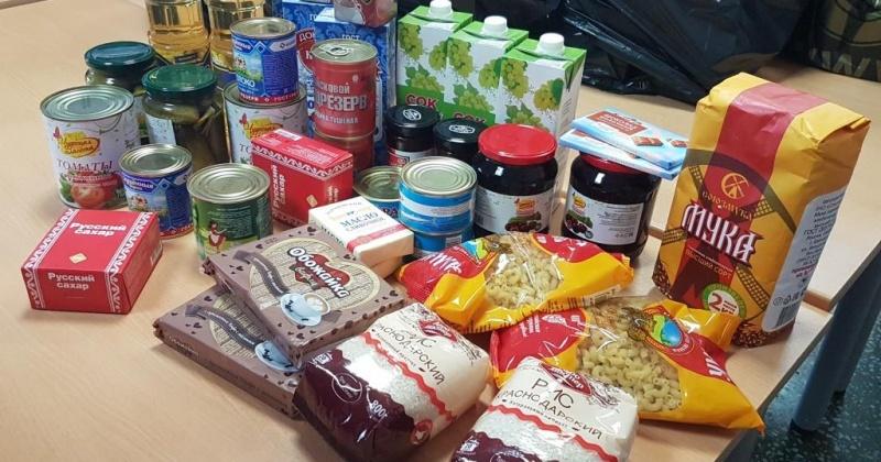 Молоко и масло, крупы, соки и джемы: в Магадане выдают «сухие пайки» школьникам