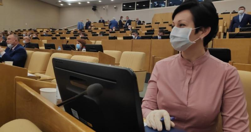 Оксана Бондарь: Предложения регионального минздрава учтены при подготовке федеральных решений