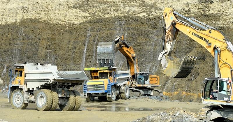 В Магаданской области добыли более девяти тонн золота