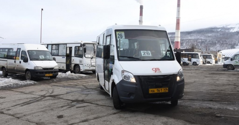 С 25 мая в Магадане возобновляется работа автобусов на маршрутах регулярных перевозок