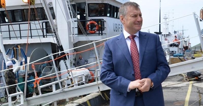 Михаил Котов: Обновление и переоснащение промыслового флота позволит удешевить морепродукты