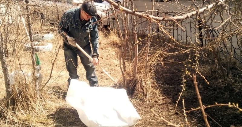 Владимир Головань поддержал стремление жителей своего округа в Магадане провести традиционный субботник