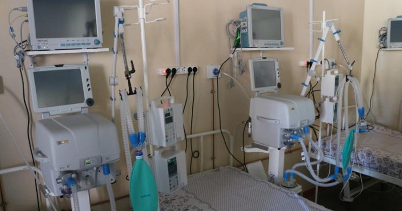 Изолятор для беременных, зараженных коронавирусом, оборудован в  роддоме в Магадане