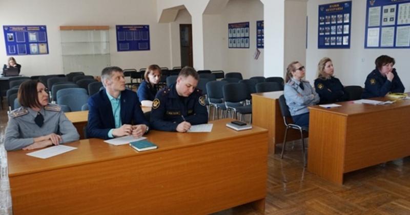 В УФСИН России по Магаданской области определили лучшего психолога