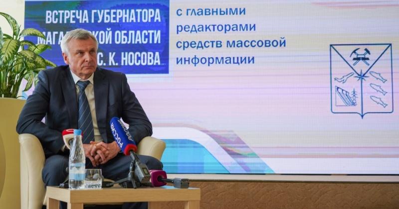 Сергей Носов: У нас большая территория, так что отдать несколько ее процентов под национальный парк не помешает