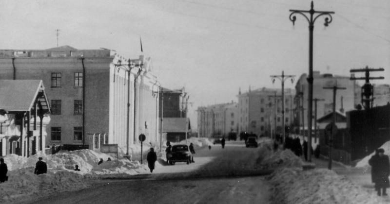 Совет народного хозяйства Магаданского экономического района образован 63 года назад