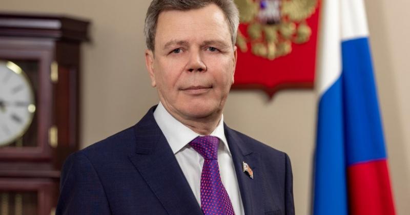 Сергей Абрамов: Забота о ребенке - одно из приоритетных направлений политики России