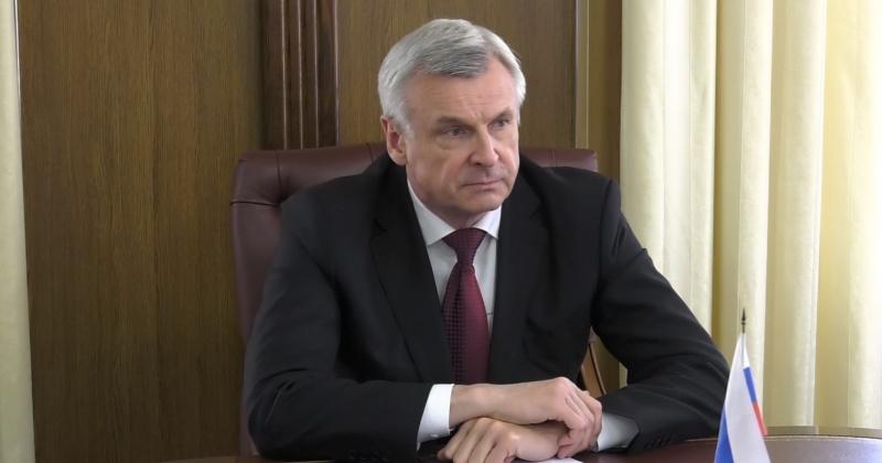 Сергей Носов: Ни о каком режиме снижения ограничений речи быть не может, и о смягчении режима самоизоляции тоже