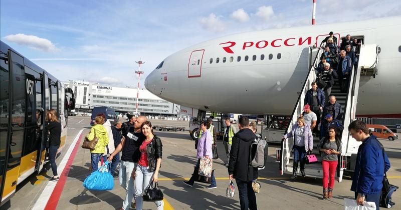 Контактные с инфицированными лица не смогут вылететь в отпуск из Магадана две недели даже с билетами на руках и при отрицательных тестах