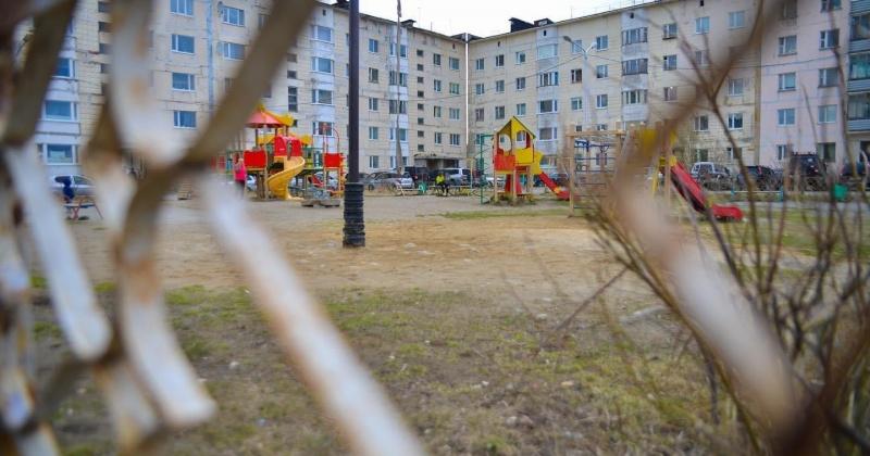 Уполномоченный по правам ребенка в Магаданской области оценил состояние детских игровых площадок Магадана