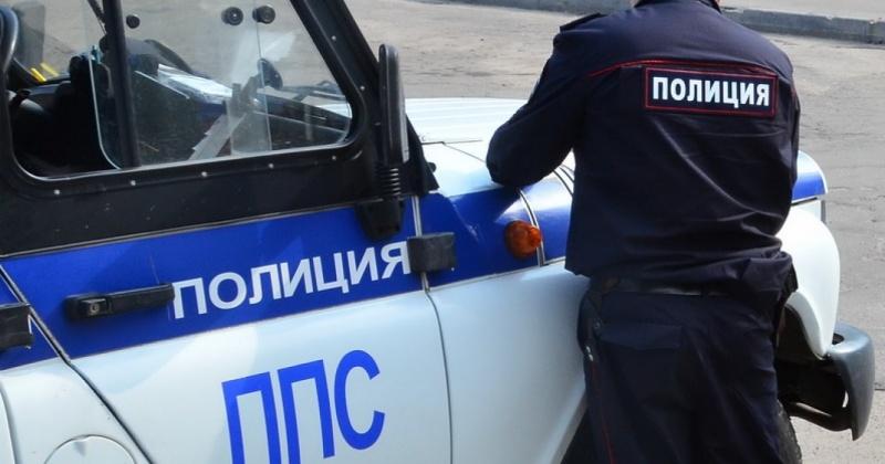 Угнанный в Магадане автомобиль обнаружили в пос.Уптар