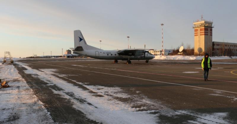 Аэропорт Магадан перешел в собственность региона