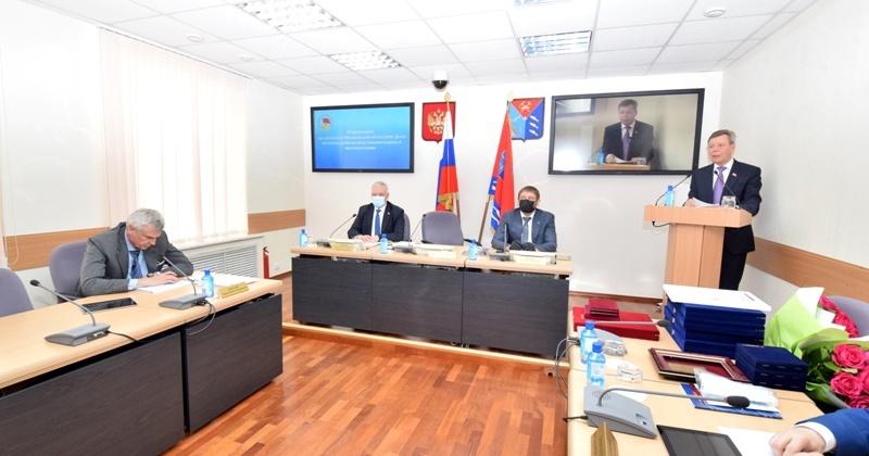 Сергей Абрамов: Главной задачей депутатов было совершенствование законодательства для повышения качества жизни колымчан