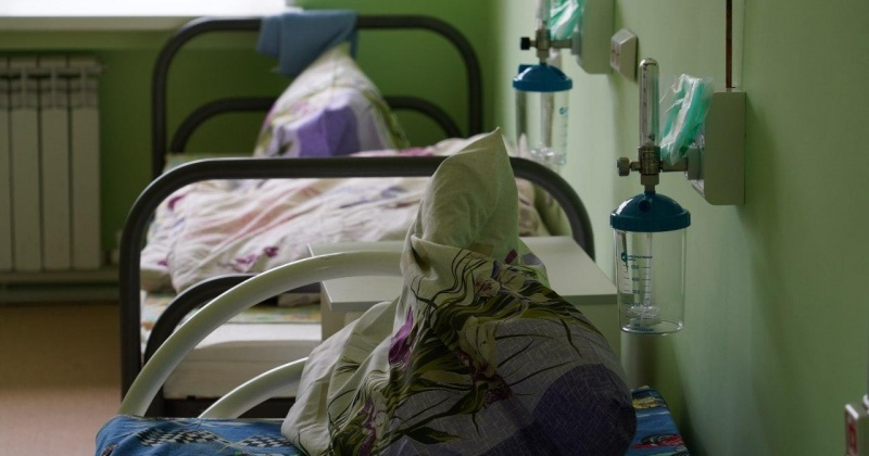 Новый инфекционный госпиталь открыли в поселке Ола Магаданской области