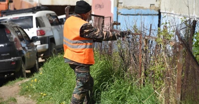 Расчистку Магадана от незаконных построек будут вести в течении всего лета