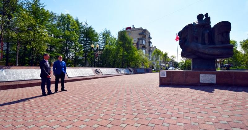 Колымские памятники и захоронения ветеранов Великой Отечественной войны внесут на портал «Цифровая звезда»