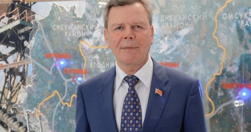 Время не властно над памятью о трагедии нашего народа, - Сергей Абрамов