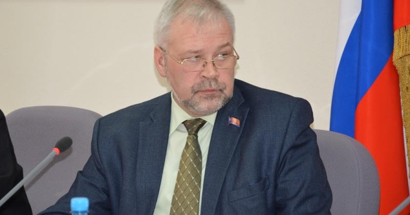 Андрей Зыков в Москве досрочно проголосовал по поправкам в Конституцию