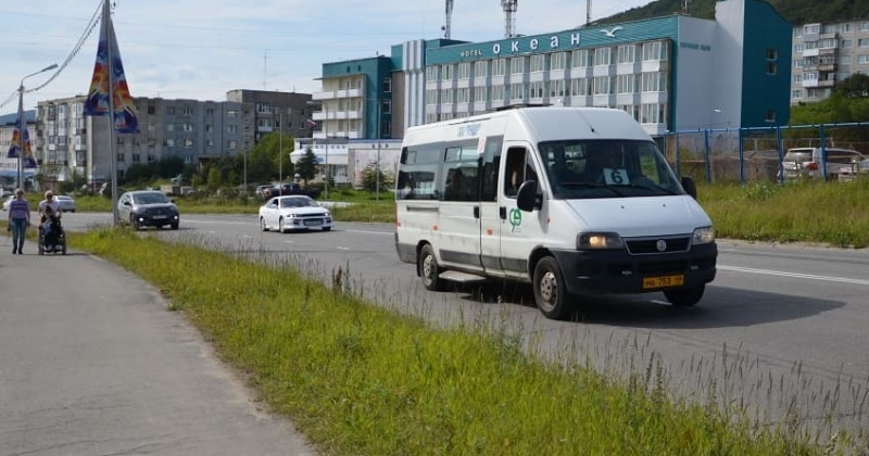 В Магадане возобновляет работу социальный маршрут «Автобус на ярмарку»