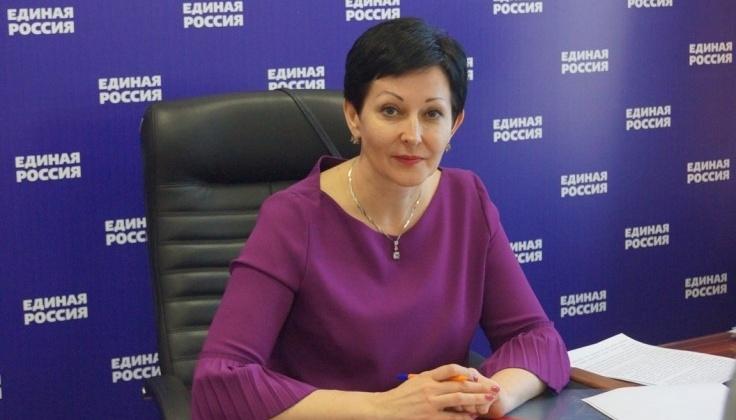 Серию приёмов и встреч планирует провести в Магадане на этой неделе Оксана Бондарь