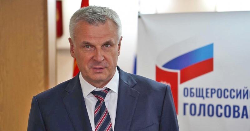 Губернатор Магаданской области поблагодарил колымчан за активность на голосовании по поправкам в Конституцию России