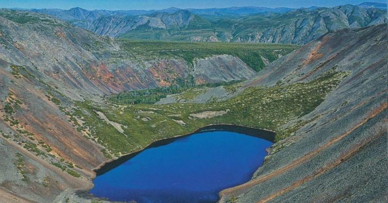 43 редких и достопримечательных объекта были признаны памятниками природы  37 лет назад
