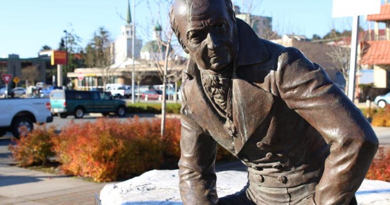 Юрий Гришан: Памятник первому губернатору Аляски можно переместить на временное хранение  в Магадан
